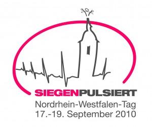 Logo des NRW-Tags in Siegen 2010