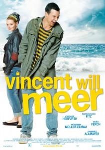 """Plakat vom Kinofilm """"Vincent will Meer"""""""
